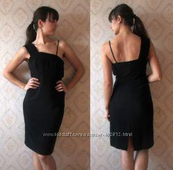 Платье-футляр из костюмной ткани Marks&Spenser размер 38 евро