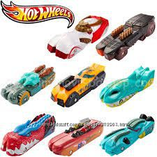 Машинки Молниеносные половинки Hot Wheels