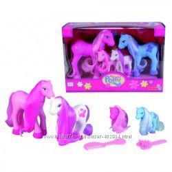 Набор Simba Счастливая семья Пони 594 3705 Подробн
