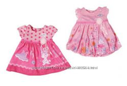 Одежда в ассорт для Baby Born Zapf Creation