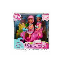 Кукла Єви на скутере Evi Simba 10 573 0485