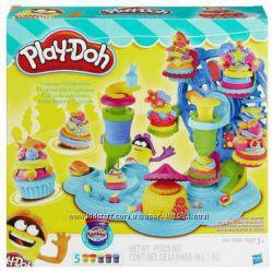 Плей до Play Doh Карнавал сладостей  пластилин плей дох B1855