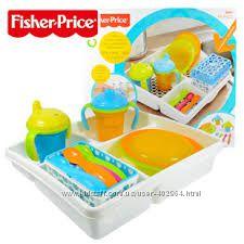 Набор посуды Fisher Price Y3517