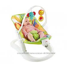 Кресло качалка Fisher Price CMR20