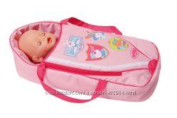 Сумка Переноска для куклы Baby Born Zapf Creation 819951