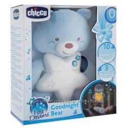 Игрушка-подвеска ночник Медвежонок chicco 09156. 20