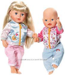 Одежда Baby Born комплект для отдыха в ассортименте Zapf Creation 824542