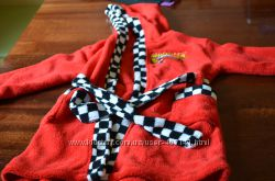 Махровые халаты мальчику и девочке