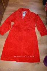 Велюровые халаты длинные