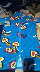 Велюровый халат размер S,  M