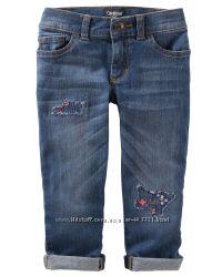 Крутые джинсы гелфренды OshKosh