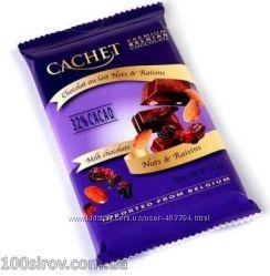 Премиум шоколад Cachet из Бельгии, 300грамм