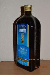 Итальянское оливковое масло De Cecco Classic и il Piacere extra vergine