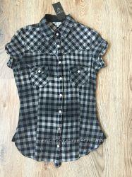 Крутая рубашка блузка Guess