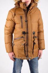 Зимняя мужская куртка парка Pull&Brae