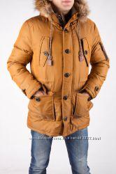 Хит продаж зимняя куртка парка мужская Dsquared