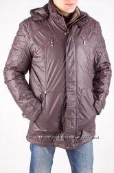 Мужская класическая осенне - весенняя куртка турция