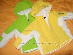 Куртка еврозима Landsend 3т можно для двойни