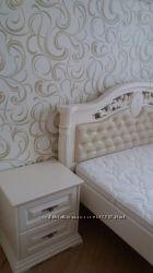 Спальний гарнитур з дерева