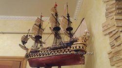 Модель парусника San Felipe