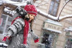 Комплект Wojcik шапка шарф перчатки