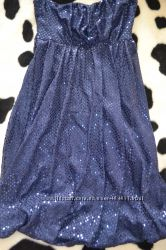 Нарядное платье - туника Peacocks. 36UK