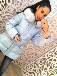 Курточка зимняя 46-48 рр