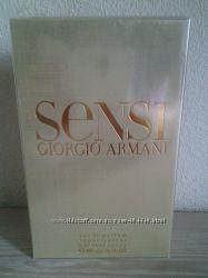 Парфюмированная вода  Armani Sensi 100 мл