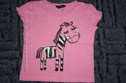 Наши футболочки на 9-18 мес