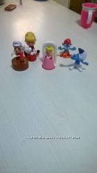 игрушки макдональс