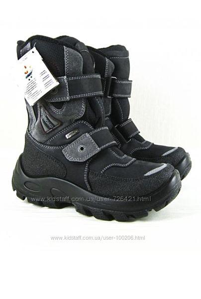 Зимние термо-ботинки Флоаре, Kapika, р.39, стелька 25см.