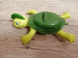 развивающая игрушка Поющая черепашка TOMY