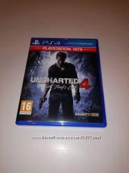 Игра для Playstation 4 Uncharted 4 Путь Вора