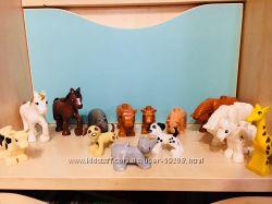 Животные Lego Duplo