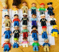 Человечки  Lego Duplo