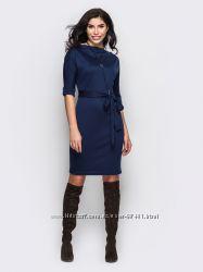Трикотажное платье S