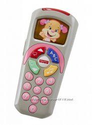 Развивающая игрушка Fisher-Price Умный пульт Laugh and Learn Sis Remote