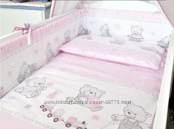 постельное детское белье защитное ограждение бортики бампер бортик защита