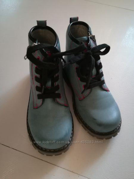 Демисезонные ботинки CHICCO  30р