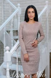 Женское платье Рондо ангора есть Большие