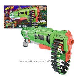 Нерф Зомби Страйк Рипчейн Комбат - Nerf Zombie Ripchain Combat Blaster