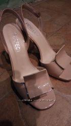 Нюдовые туфельки