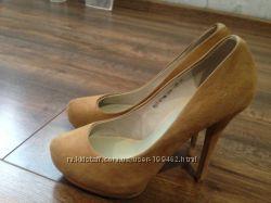 Фирменные туфли Braska