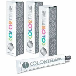 Пигмент Bbcos Color Tribe direct coloring cream - Яркий краситель для волос
