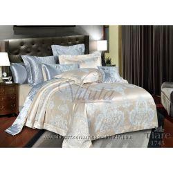 жаккардовое постельное белье Tiare сатин