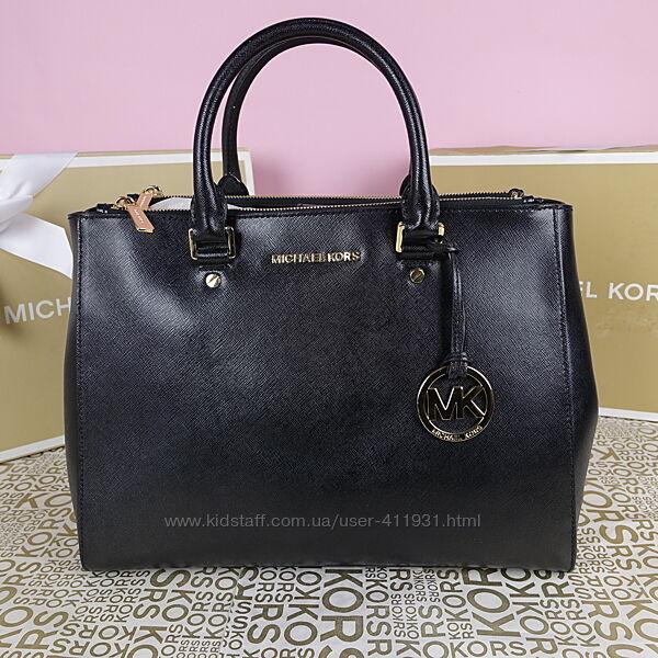 Кожаная сумка Michael Kors sutton lg оригинал Майкл Корс