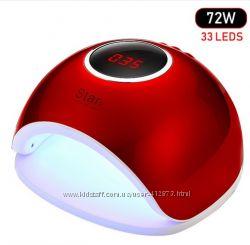 Star UV  Led ультрафиолетовая лампа 72 W.