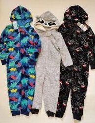 Кигуруми Matalan-плюшевая пижама 3, 4, 5, 6, 7, 11,12 лет.