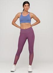 Новые спортивные лосины H&M со вставками сетки. Размер S, M, L