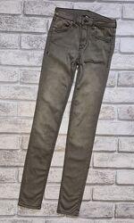 Новые джинсы скинни H&M. Размер 38